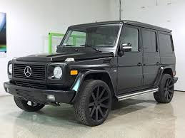 wrapped g wagon 2004 mercedes benz g500 vehicle direct