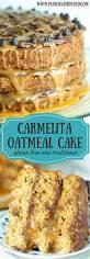 carmelita oatmeal cake mamagourmand