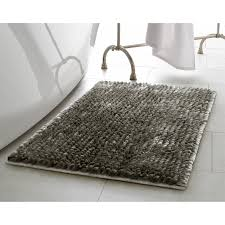 Rugs For Bathroom Bathroom Non Skid Bath Rug Black Color Stylish
