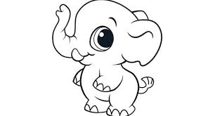 cute coloring pages cute coloring pages of elephants archives cool coloring pages