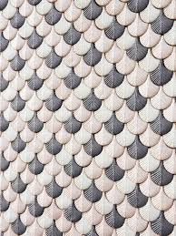 plumage de cristina celestino mosaics patterns and art deco