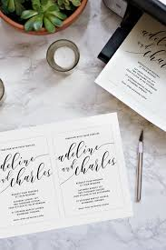 make your own wedding invitations how to make your own wedding invitations pipkin paper company