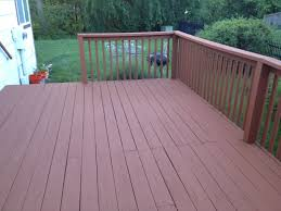 Behr Porch And Floor Paint On Concrete by Handy In Ks Behr Deckover Review