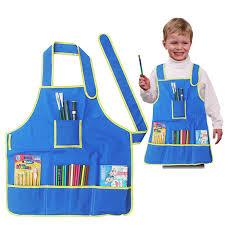 tablier cuisine enfants multi fonction imperméable enfants tablier cuisine peinture enfants