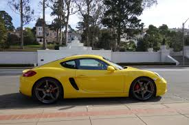 Porsche Macan Yellow - some new pics of my racing yellow cayman s with the new 21