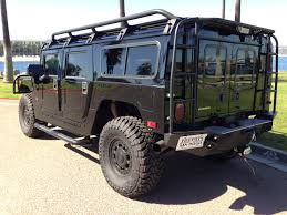 sold u2014hummer h1 u201calpha interceptor search and rescue edition
