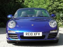 convertible porsche used aqua blue met with anthracite leather porsche 911 for sale