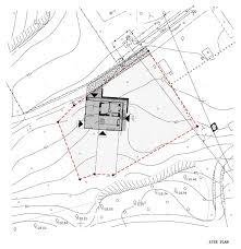 spectacular glass house vilnius lithuania site plan loversiq