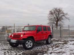 jeep snow review 2015 jeep wrangler unlimited sahara canadian auto review