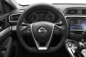 nissan maxima 2016 interior new 2017 nissan maxima price photos reviews safety ratings