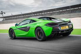mclaren 570s spider is all set to arrive this year drivers magazine