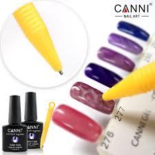 aliexpress com buy canni 12pcs cat eyes gel polish nail art