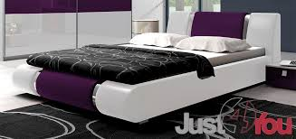Purple High Gloss Bedroom Furniture Bedroom Furniture Set Riwiera 2 Wardrobe Ottoman Bed Chest Of