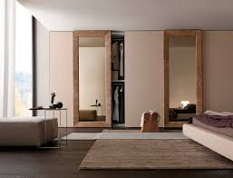 Home Decor Innovations Sliding Mirror Doors Bed Bath Cool Wood Sliding Closet Doors With Flooring And Mirror