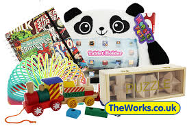 christmas gifts stocking fillers for every age the works