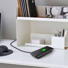 Charging Shelf Qi Wireless Fast Charger Charging Stand Holder For Iphone 8 8 Sale