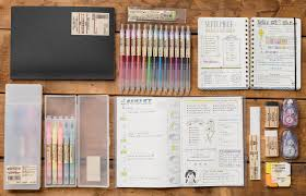 find the perfect back to stationery collection at muji