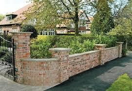 Retaining Garden Walls Ideas Front Garden Wall Ideas Terraced Landscape Wall Front Yard
