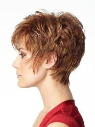 short haircuts over 60 back and front views image result for easy short haircut for women over 40 60