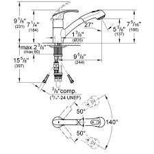 grohe parts kitchen faucet grohe kitchen faucet repair besto pertaining to parts
