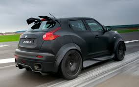stanced jeep renegade nissan juke r scheduled for limited production starting this summer
