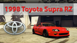 stanced supra gta 5 toyota supra rz stance u0026 drift mod download youtube