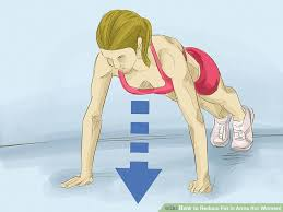 3 ways to reduce in arms for wikihow