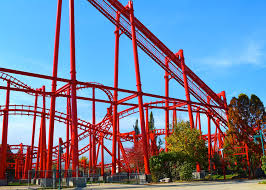 Kentucky Kingdom Six Flags Newsplusnotes Kentucky Kingdom Is Seeing Red Again