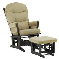 nursery chair and ottoman dutailier ultramotion sage microfiber glider chair ottoman set