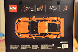 lego porsche 911 gt3 rs lego porsche 911 gt3 rs 42056 super best audio friends