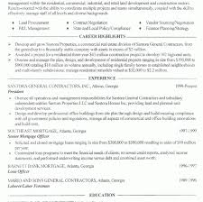 Mortgage Loan Officer Resume Sample by Valuable Inspiration Construction Resume Sample 5 Construction