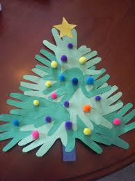 kids christmas tree crafts christmas lights decoration