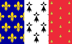 inspired from an earlier post here is the flag of france made