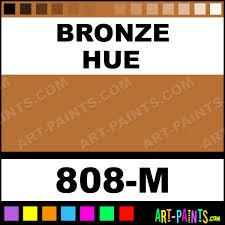 bronze metallic metal and metallic paints 808 m bronze paint