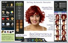 virtual hairstyles for women over 60 with fine hair virtual hairstyles for women over 50 change hair colors styles
