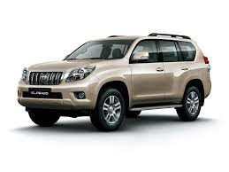 toyota prado 5 door technical specifications and technology