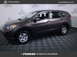 2014 used honda cr v awd 5dr lx at honda of danbury serving putnam
