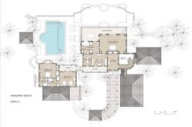 casa clementi floor plan amazing grace villa photo planos de casas con piscina