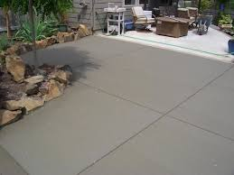 Patio Concrete Tiles Cement Patio Finishes Broom Finish Patio Addition Veneta Oregon