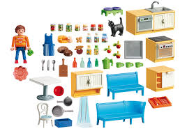 playmobile cuisine country kitchen 5336 playmobil usa
