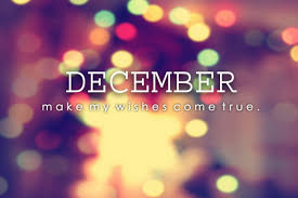 december make my wishes come true scatteredimpressions