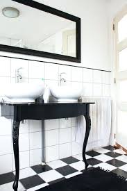 eclectic bathroom ideas black white and silver bathroom ideas eclectic bathroom by media