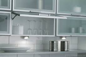 glass kitchen cabinet doors metal frame u2014 derektime design