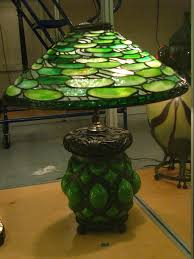 furniture soothing tiffany lamps design for sale with red flower