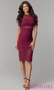 lace wedding guest dresses sleeved lace wedding guest dress promgirl