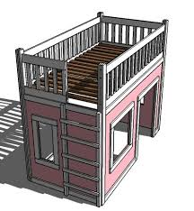 Plans For Toddler Loft Bed by Best 25 Kid Loft Beds Ideas On Pinterest Kids Kids Loft