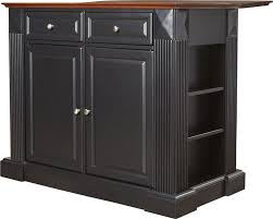 breakfast bar kitchen island with drop leaf best home styles