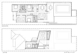 ground floor extension plans ground first floor plans bungalow renovation and extension in