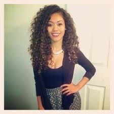 styles for mixed curly hair ideas about how to curl biracial hair cute hairstyles for girls