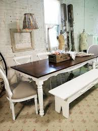Shabby Chic Dining Table Set Shabby Chic Dining Room Table Marceladick
